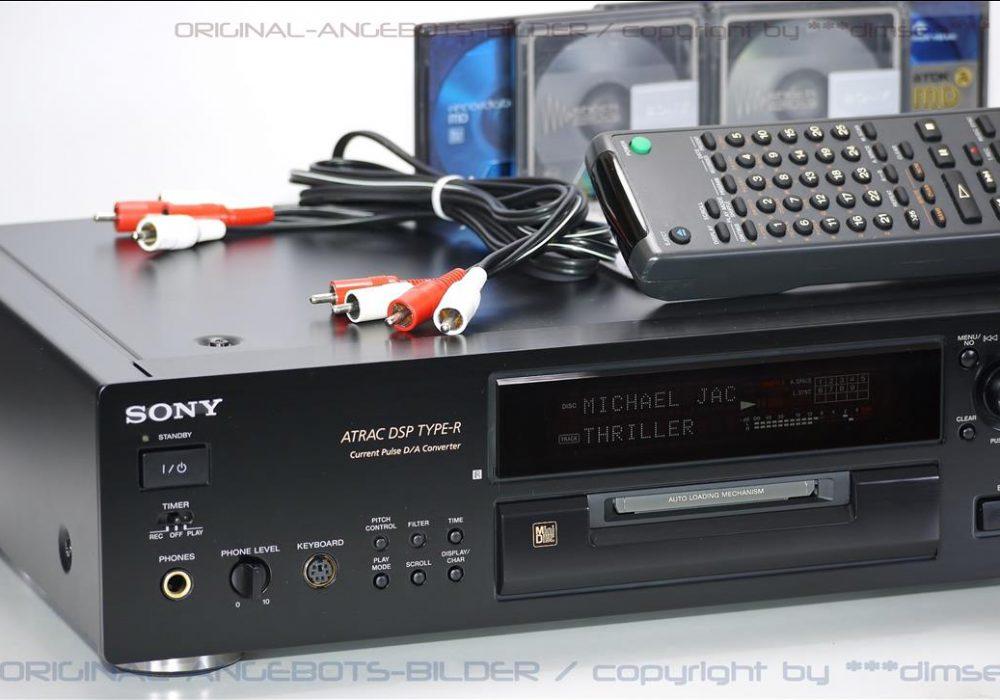 索尼 SONY MDS-JB930 高级MD台机