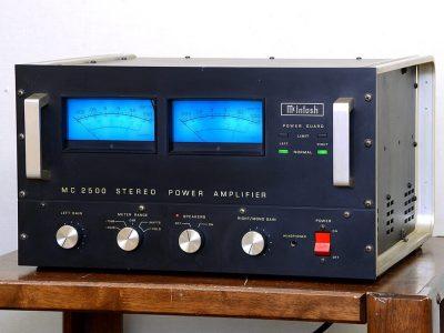 麦景图 Mcintosh MC2500 功率放大器