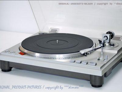 建伍 KENWOOD KD-2100 黑胶唱机 + SHURE M75G 唱头