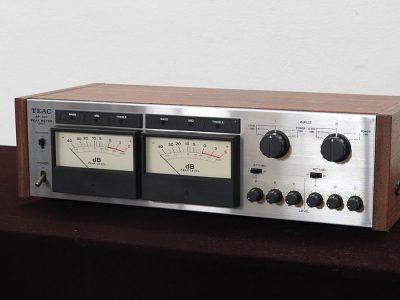 TEAC AP-300 双表头 功率放大器