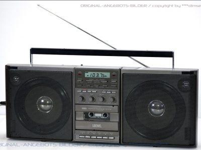 LOEWE RS 2000 单卡收录机