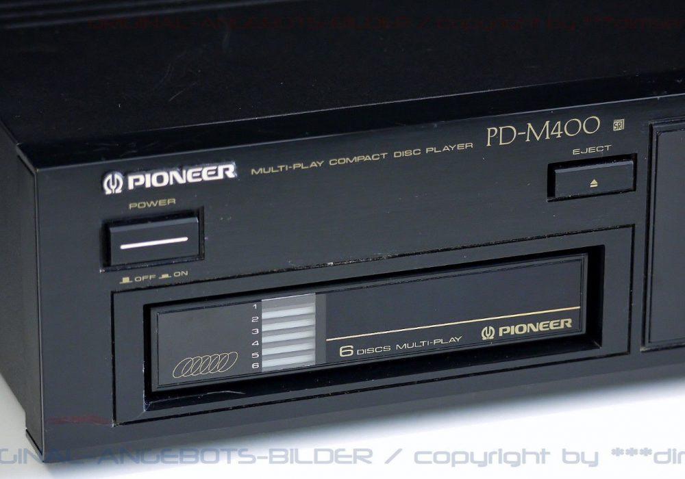 先锋 PIONEER PD-M400 6碟连放 CD播放机