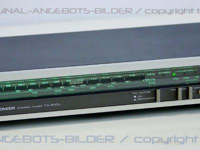 先锋 PIONEER TX-540L AM/FM 立体声收音头