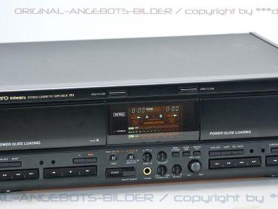 安桥 ONKYO Integra TA-RW9090 高级磁带双卡座