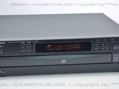 建伍 KENWOOD DP-R893 5碟连放 CD播放机