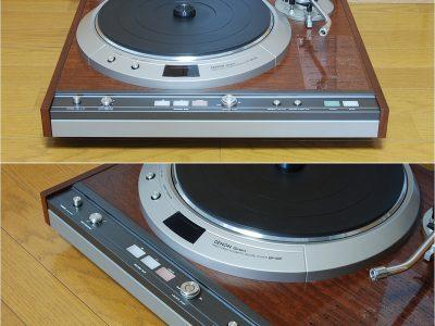 天龙 DENON DP-50F 高级直驱黑胶唱机