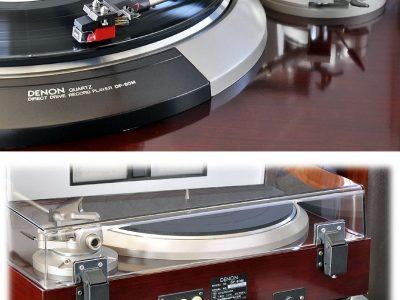 天龙 DENON DP-60M 高级黑胶唱机
