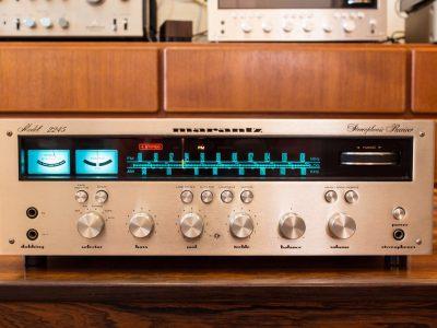 马兰士 Marantz 2245 收音头