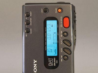 索尼 SONY TCD-D7 DAT随身听