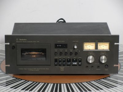 松下 Technics RS-678US 立体声卡座