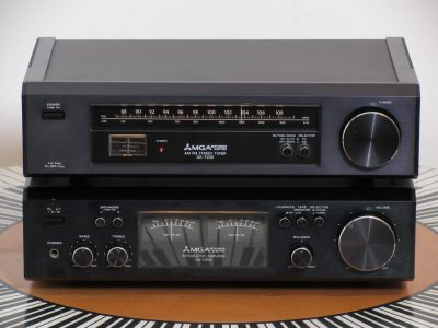 三菱 MGA Mitubishi DA-U300 功放 + DA-F200 收音头