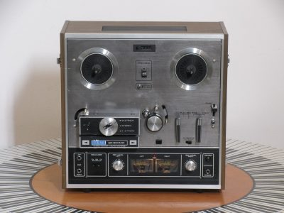 雅佳 AKAI X-201D 开盘机