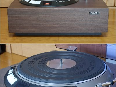 天龙 DENON DP-6000 黑胶唱机