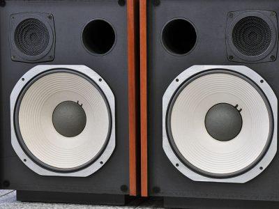 JBL L101 (Lancer 101) 落地音箱