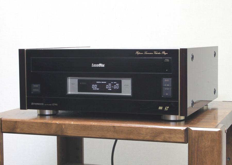 先锋 PIONEER LD-X1 高级CD播放机