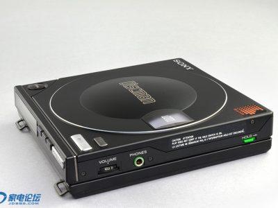 索尼 SONY D-100 Discman CD随身听