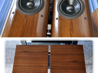 先锋 PIONEER S-77 twinSD 重低音落地音箱