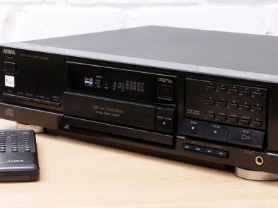 爱华 AIWA XC-500 CD播放机