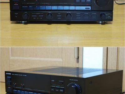 建伍 KENWOOD DA-1100EX 功率放大器