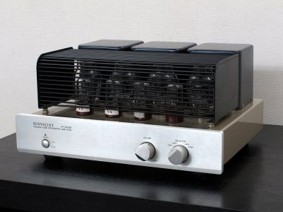 Sunvalley VP-3000SE 电子管功放
