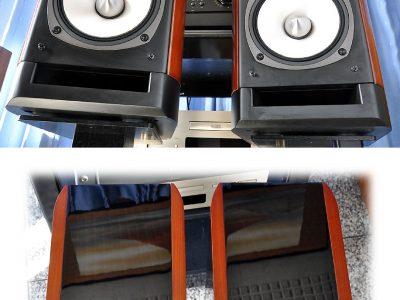 安桥 ONKYO D-412EX 书架音箱