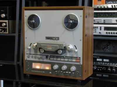 TEAC X-20R 开盘机