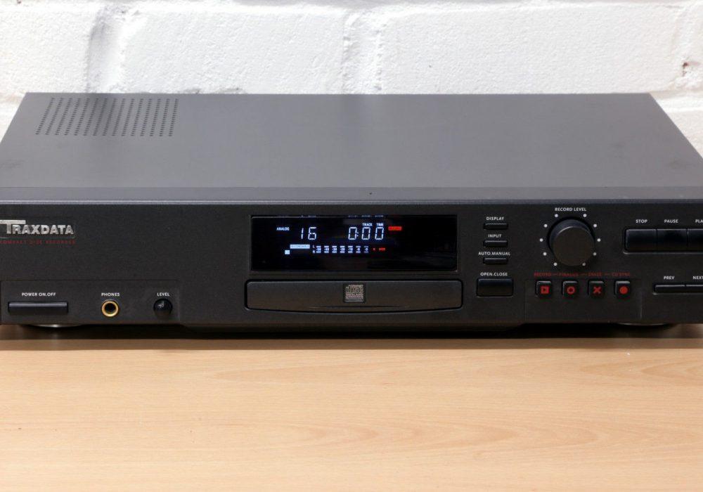 TRAXDATA Traxaudio CDR 900 CD 播放/刻录机