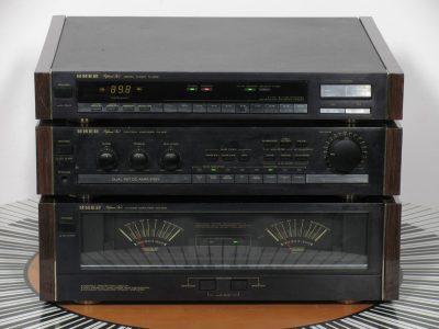 UHER PA200 / MA200 前后级功放+TU200 收音头