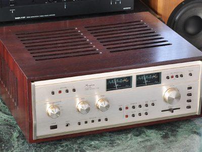 金嗓子 Accuphase E-303 功率放大器