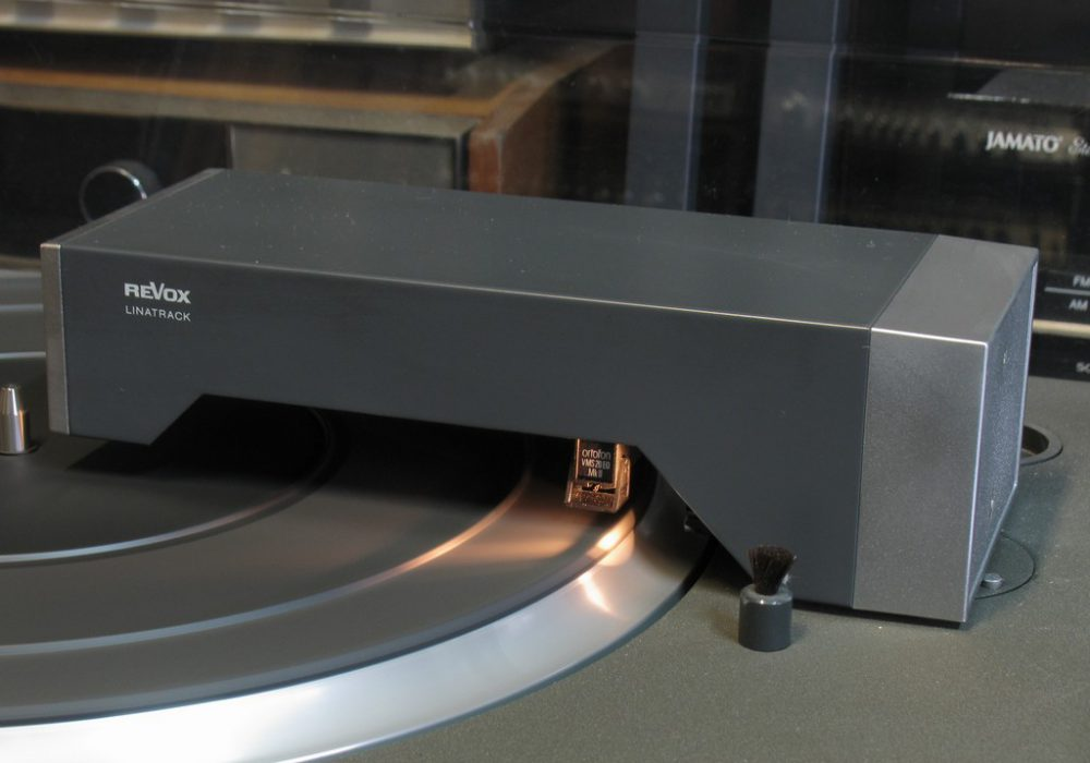 Revox B790 黑胶唱机