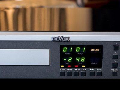 REVOX C221 CD播放机