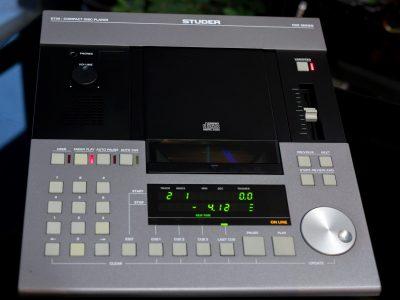 STUDER D730 CD播放机