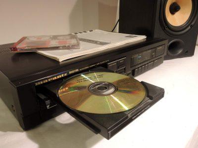 马兰士 MARANTZ CD-75 CD播放机