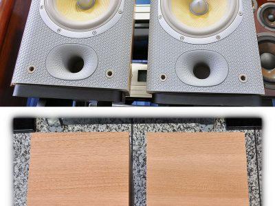 B&W DM601 S3 书架音箱