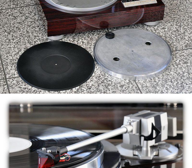 胜利 Victor QL-Y55F 黑胶唱机