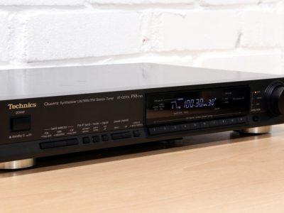 松下 Technics ST-G570L PXS FM/MW/LW 立体声收音头