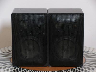 Braun SM1002 书架音箱