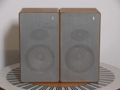 Braun L610 书架音箱