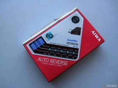 爱华 AIWA HS-G9,SONY WM-W800,SHARP JC-77 磁带随身听