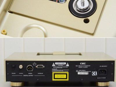 C.E.C TL-2X MkII(2) CD播放机