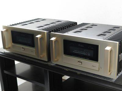 金嗓子 Accuphase A-200 功率放大器