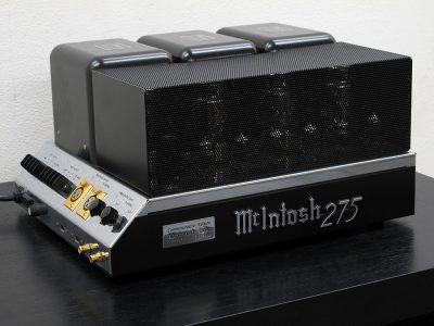 麦景图 Mcintosh MC275 复刻 电子管功率放大器