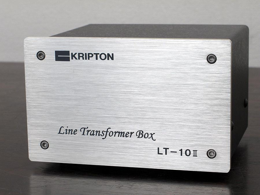 KRIPTON LT-10Ⅱ 唱头放大器