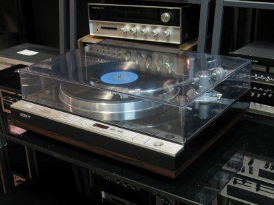 索尼 SONY PS-X65 黑胶唱机