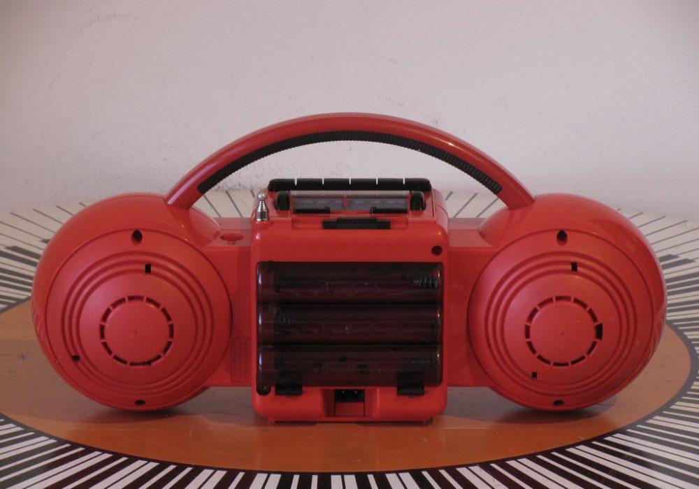 飞利浦 Philips Roller 2 D8017 便携收录机