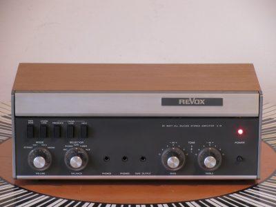 Revox A78 功率放大器