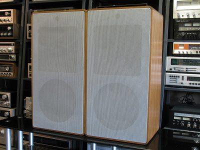 Braun LV 1020 书架音箱