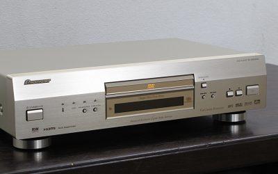 先锋 PIONEER DV-S969AVi DVD播放机