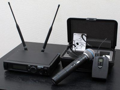 SHURE ULX Wireless System 无线麦克风系统