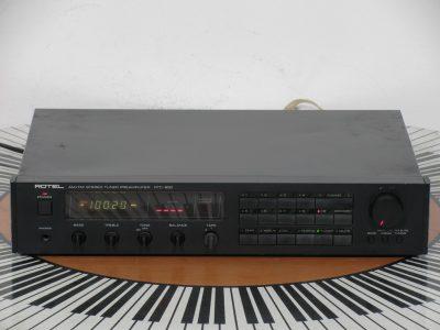ROTEL RTC-850 收音/前级放大器
